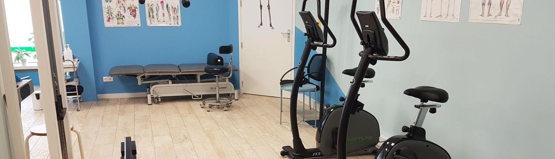 fysio-aandacht - Overzicht praktijkruimte links