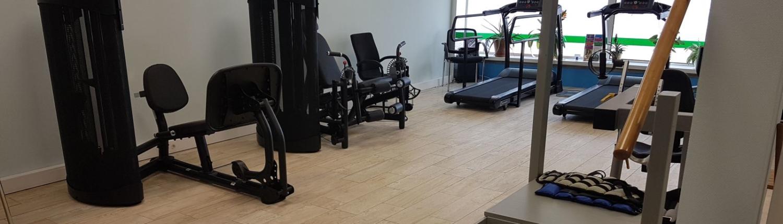 fysio-aandacht - Overzicht praktijkruimte rechts